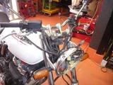 CB400SFメーター交換 (1)