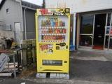 100円自販機設置 (2)