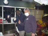 ケニアからご来店のエリック (1)
