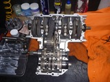 坦々号エンジン組立て (1)