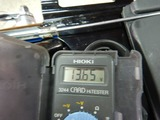 CB400F国内408ccCP20号機発電チェック (1)