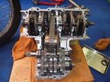 黄色い悪魔号何度目かのエンジン復旧 (1)