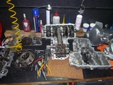 CPレーサー用エンジン再分解 (1)