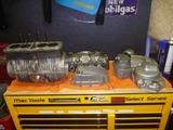 5年熟成398エンジン下拵え準備