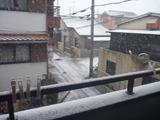 2017年最強寒波到来 (2)