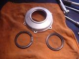 1号機乾式クラッチオイル漏れ修理160810 (6)