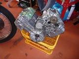 国内408再生計画2012エンジン乗換え準備