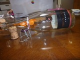 ダブルヘッダーでシャンパンのロゼ退治 (2)