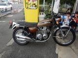 京都H様CB550Four継続車検入庫210618 (1)