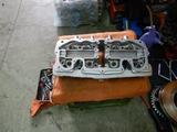 CB400国内398ccCP25号機用シリンダーヘッド整備 (3)