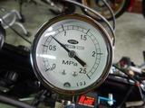 三重M号実圧縮圧力測定 (1)