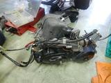 BUBU505-Cエンジン載せ替え (2)