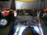 GTH号リプロテールライトブラケット破損交換 (2)