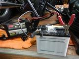 BUBU505-C用バッテリー入荷