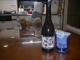 黒糖泡盛梅酒を試飲 (1)