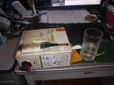 白ワイン3ℓ退治 (2)