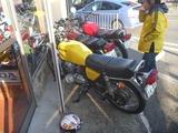黄色い君慣らしへ出発 (1)
