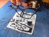 銀次号フレーム塗装完了 (2)