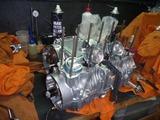N様500cc化エンジン腰上組立て