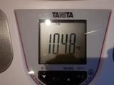 190310今朝の体重