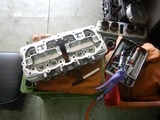 半袖一家Y様CB400F内燃機屋送り準備210409 (4)