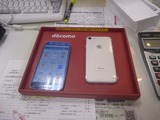 機種変更IPhon7