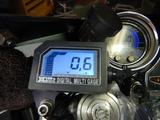 1号機不調原因はバッテリーの不整脈 (9)