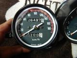 三重M号174キロスケールスピードメーター (1)