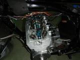 闇を抱えたエンジン三度腰上組立て (2)