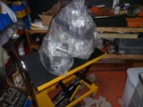 油圧リフト付き昇降台車 (1)