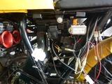 旧CP1号レーサー改め24号機電装部品取り付け (2)