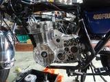 GTH号エンジンブロー修理二回目 (2)