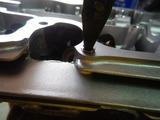 沖縄A様CB400シリンダーヘッドリタップ掃除の罠210702 (2)