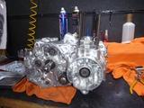 坦々号エンジン組立て (2)