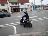ごつお通勤ちょい乗り号ナンバー取得 (3)