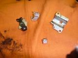 1号機ウインカー接点修理 (2)