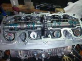 レーサーエンジン腰上組立て (6)