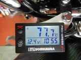CP21号機CB400FGTK号油温計取り付け (5)