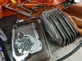 CB400国内398ccCP25号機オイルパン、フィルターケース取り付け (2)