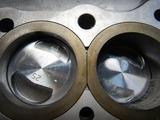 CB400国内398ccCP25号機エンジン腰上組み立て210328 (2)