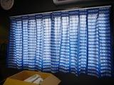 事務所のカーテン (1)