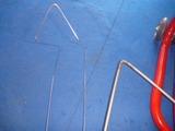 サーキット用ヘルメットホルダー製作 (1)