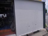 店舗改修工事シャッター交換 (3)