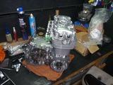 3号レーサーエンジン完成搭載前 (2)