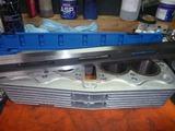 CB400F408エンジン歪み測定 (1)
