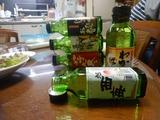 長崎焼酎呑み比べ (5)