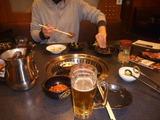 嫁のお誕生日久々のお食事 (1)