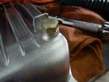 CB400国内398ccCP25号機オイルパン、フィルターケース取り付け (4)