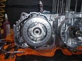 CPレーサーエンジン3腰下組立て (4)