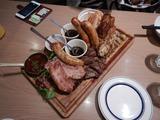 1キロの肉!